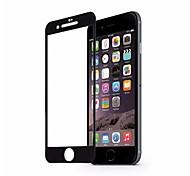 Закаленное стекло Защитная плёнка для экрана для Apple iPhone 8 Защитная пленка для экрана Уровень защиты 9H Против отпечатков пальцев 3D