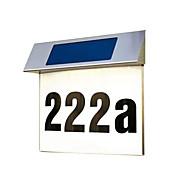 Solar LED Doorplate Light (CIS-56051)