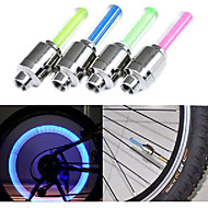 cykel vind-brand ringe med Glo-stokke-type