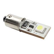 BA9s 5050 smd canbus 2-LED-Weißlicht-Lampe für Auto (DC 12V, Satz von 4 Stück)