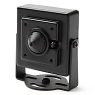 digital a cores 1/3inch sony câmera de segurança com lente de 3,7 milímetros