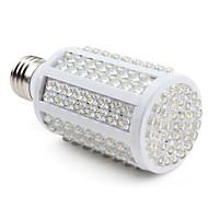 9W E26/E27 LED Corn Lights 166 Dip LED 500 lm Warm White AC 220-240 V