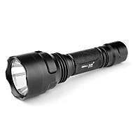 petit soleil zy-c18 5 modes Cree XR-E Q5 LED Flashlight (240lm, 1x18650)