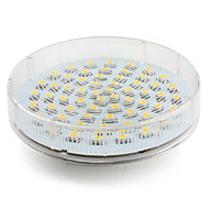 4W GX53 LED Spotlight 60 SMD 3528 200 lm Warm White AC 220-240 V