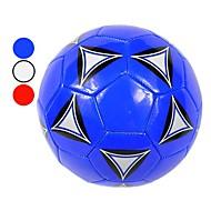 máquina de costura pu bola de futebol para treinamento (tamanho 5, 3 cores disponíveis)