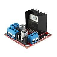 L298N verdoppeln h Brückengleichschrittmotor-Antriebsmodul für Controller Board (für Arduino)