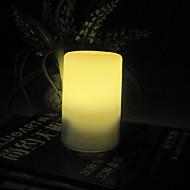 Ricaricabile cilindrica Lampada da tavolo a LED per stile Party Bar regalo KTV nozze