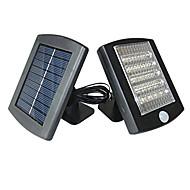 36 - LED bianco Solar Luci sicurezza per il sensore di movimento
