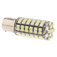 1156 5W 96x3528 SMD 280LM Natural White Light LED Bulb for Car Fog Lamp (12V)