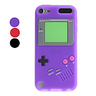 Game Boy Design Soft Case for iPod Touch 5 (colores surtidos)
