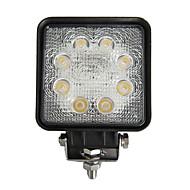 24W téglalap 8 LED-es lámpa