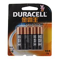 Duracell Alkaline 1.5V AA Battery (4-Pack)