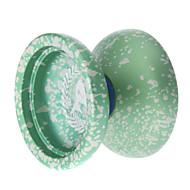 N12 Ink Splash professionali Lega YoYo Ball (verde)