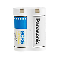 Panasonic 6V Lithium 2CR5 Batteri