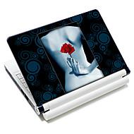 """""""Sexy rose"""" Muster Laptop Schutzfolie für 10 """"/ 15"""" Laptop 18350 (15 """"geeignet für unter 15"""")"""
