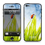 "Da Kode ™ Skin for iPhone 4/4S: ""Ladybug"" (Planter Series)"