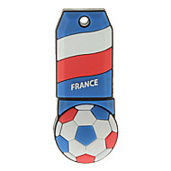 Francia-Ball in plastica a forma di USB Stick 32G