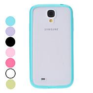 szép matt kialakítás kemény tok Samsung Galaxy S4 i9500