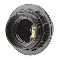 E27 lampunpidike lamppupitimeen (4A 250V)
