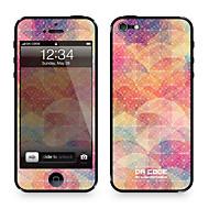 """Da Code ™ Skin for iPhone 4/4S: """"Beautiful Pattern"""" (Tiivistelmä Sarja)"""