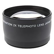 Universal 58mm téléobjectif 2x