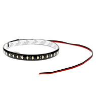 30cm 2W 32x3528SMD White LED Strip Light for (12V)