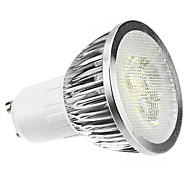 Spot Gradable Blanc Naturel MR16 GU10 3 W 3 LED Haute Puissance 240 LM 6000K K AC 100-240 V