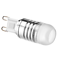 3W G9 LED Spotlight 1 High Power LED 250 lm Warm White / Cool White DC 12 V