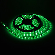 5M 15W 300x3528SMD Green Light LED Strip Lamp (DC 12V)