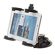 Supporto da auto universale girevole parabrezza per l'aria ipad 2 ipad mini 3 ipad mini 2 ipad mini ipad aria ipad 4/3/2/1