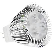 MR11 3W 240-270LM 6000-6500K Natural White Light COB LED Spot Bulb (AC / DC 12V)