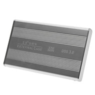 "2.5"" Alluminum USB 3.0 SATA HDD External Case Enclosure for Notebook/Laptop"