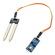 FC-28-D Suolo Igrometro Detection Module + tester di umidità - Blu