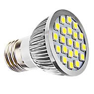 E26/E27 3 W 21 SMD 5050 240 LM Cool/Warm White PAR Spot Lights AC 110-130/AC 220-240 V