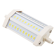 15W R7S LED-kolbepærer T 30 SMD 5630 1350 lm Kold hvid AC 85-265 V
