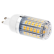 G9 6 W 47 SMD 5050 470-510 LM Warm White Corn Bulbs AC 220-240 V