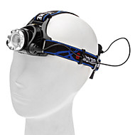 YP-3005 3-Mode Cree XM-L T6 LED Headlamp (450LM, 4xAA, Black)