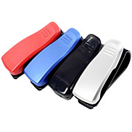 In-Car Glasses Clip Holder Car Accessories for Cars (Assorted Colors)