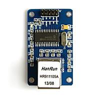 pcb ENC28J60 moduł Ethernet (dla Arduino) (działa z oficjalnym (na Arduino) desek)