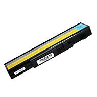 7800mAh erstatning laptop-batteri for ibm thinkpad x200 + C58 - svart