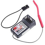 Flysky FS 2.4G 6 canales receptor RX FS-R6B Para CT6B FS-CT4B transmisor TX