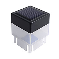 Solar Powered Fence Scherma protezione esterna di LED a luce bianca