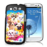 Dog Pattern 3D Effect Case for Samsung S3 I9300