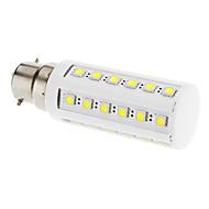 Corn Bulbs , B22 6 W 36 SMD 5050 LM Cool White V
