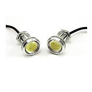 High Power dagrijverlichting 2 x LED DRL Daglicht Head Lamp Car Eagle Eye