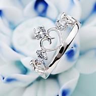 z&x® prinsesse krone og diamantring