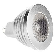 GU5.3 3 W 350 LM RGB Remote-Controlled Spot Lights AC 12 V