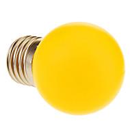 E26/E27 1 W 12 60 LM Warm White Globe Bulbs AC 220-240 V