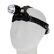 Headlamps LED 3 Mode 1000 Lumens Rechargeable / Tactical / Self-Defense Cree XM-L T6 18650Camping/Hiking/Caving / Everyday Use / Cycling