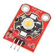 (Arduino를위한)를위한 키즈 3w 180 ~ 210LM 6000 ~ 7000K LED 고성능 모듈 (아두 이노) 보드 용 (공식 작품)